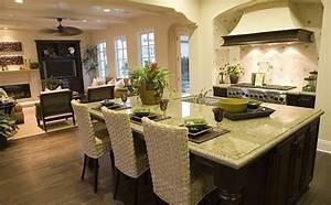 22 Open Floor Plan Kitchen Family Room, Open Kitchen Floor