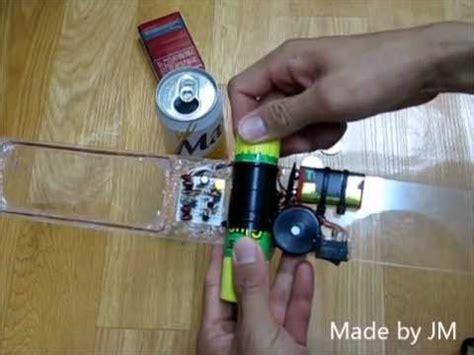 Handheld Bfo Metal Detector Made Glue Stick