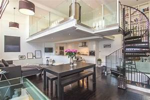Old Victorian School Converted Into Modern Loft In