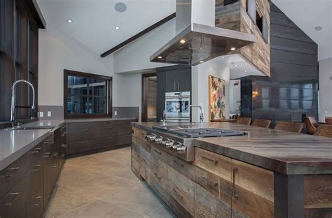 kz kitchen cabinets mountain view mountain contemporary sub zero wolf and cove kitchens