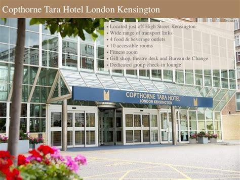 bureau de change earls court copthorne hotel tara kensington