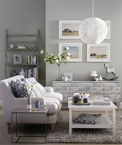 Grey and White Living Room Modern — Incredible Homes