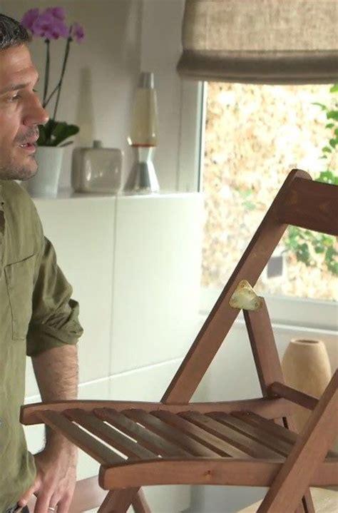 chaise cassée comment réparer une chaise cassée youjustdo