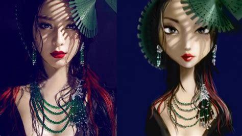 digital painting  cartoon characters udemy