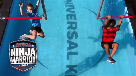 american ninja warrior junior qualifier ep  full opening