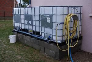 Bac Récupération Eau De Pluie : filtration eau de pluie regard avant la cuve 47 ~ Premium-room.com Idées de Décoration