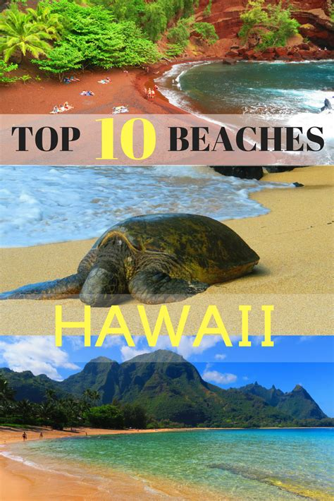 The Top 10 Beaches In Hawaii  Hawaii Travel Guide