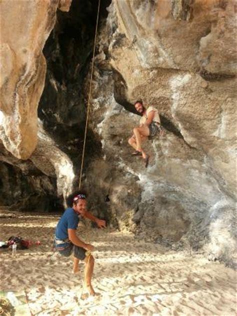 Krabi Rock Climbing Railay Beach All You Need