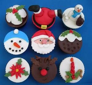 Christmas Cupcakes - CakeCentral.com