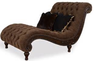furniture accents cheetah chaise traditional