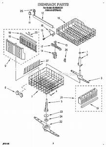whirlpool du8900xb1 parts list and diagram With 3367443 pump and motor diagram and parts list for whirlpool dishwasher