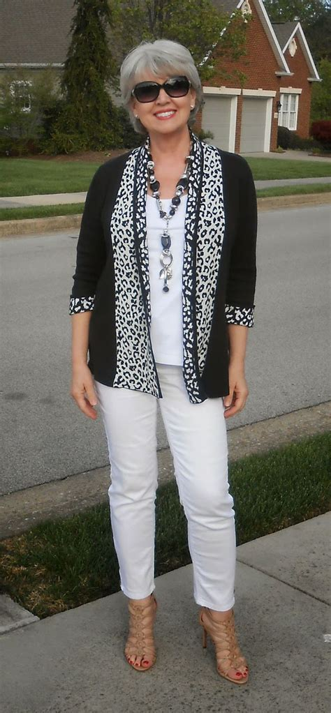 Going out to dinner on a lovely warm spring evening. pretty outfit. | Ageless fashions ...