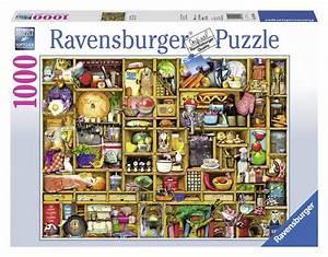 Puzzle Online Kaufen : colin thompson kurioses k chenregal 1000 teile ravensburger puzzle online kaufen ~ Watch28wear.com Haus und Dekorationen