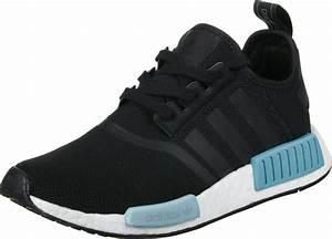 Adidas NMD R1 W Schuhe Schwarz Blau Im WeAre Shop