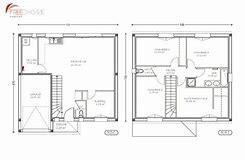 HD Wallpapers Plan Maison Niveaux M Wwwgq - Plan maison 2 niveaux
