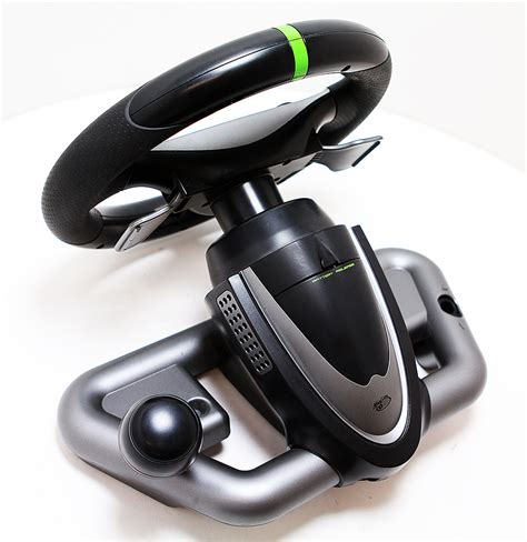 Volante Catz Xbox 360 Catz Wireless Racing Wheel Zastav 225 Rna A Bazar Zl 237 N