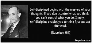 THE ART OF SELF-DISCIPLINE – Bhavanajagat