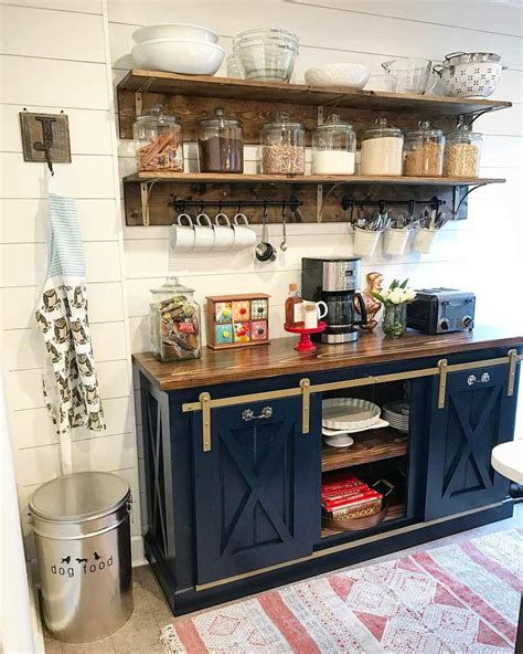 beautiful open kitchen shelving ideas