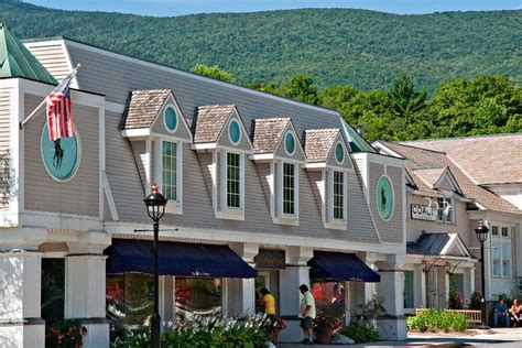 E-home Designer Outlet : Vermont Places To Visit
