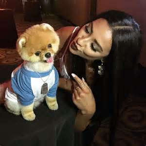 Jiffpom with Shawn Mendes