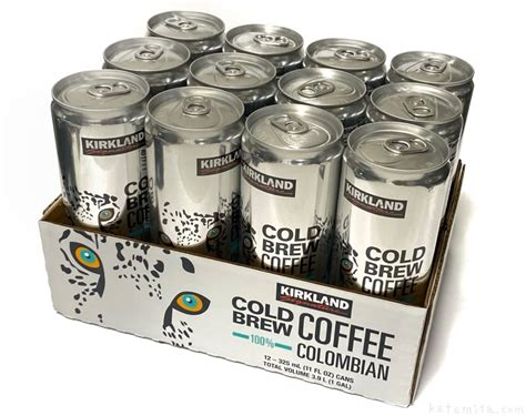 Cold brew is popular as it can highlight nuances in the coffee. Kirkland Cold Brew Coffee 100 Colombian Caffeine Content ...