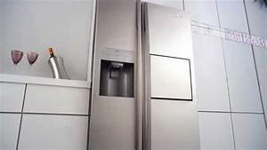 Side By Side Design : lg new side by side refrigerator youtube ~ Bigdaddyawards.com Haus und Dekorationen