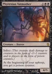 infection modern mtg deck