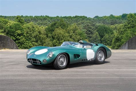 The Most Expensive British Car Ever Sold At Auction Is