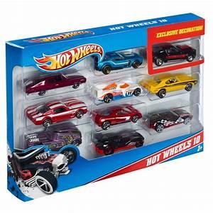 Rachat De Voiture De Plus De 10 Ans : coffret 10 petites voitures hot wheels la grande r cr vente de jouets et jeux jouets 12 ans ~ Gottalentnigeria.com Avis de Voitures