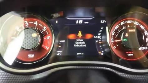 Dodge Challenger Hellcat 2015 Top Speed