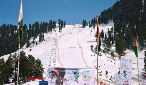 three day swat snow festival concludes pakistan