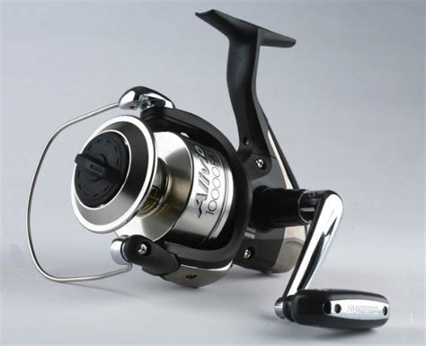types  fishing reels