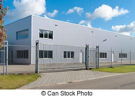 eclairage exterieur batiment industriel b 226 timent industriel moderne ext 233 rieur industriel fer photographie de stock rechercher