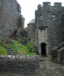 Inside Eilean Donan Castle Scotland