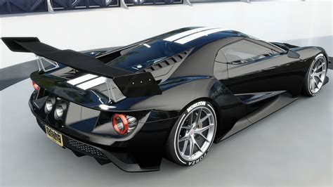 2018 Ford Gt Forza Future Cars Release Date