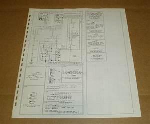 1978 Ford C600 C700 C800 C900 7000 Wiring Diagram