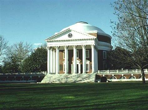 The Architecture Of Thomas Jefferson