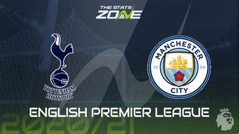 2020-21 Premier League – Tottenham vs Man City Extended ...