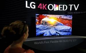 LG Electronics to showcase the world's biggest 'rollable ...