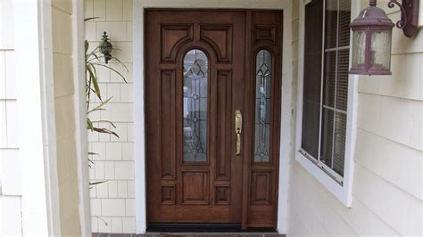 install an exterior door 1 entry door with sidelights design john robinson decor install a single entry door with