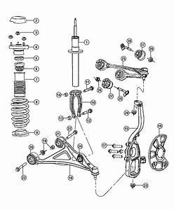 Dodge Grand Caravan Bolt  Camber  Caster Adjustment