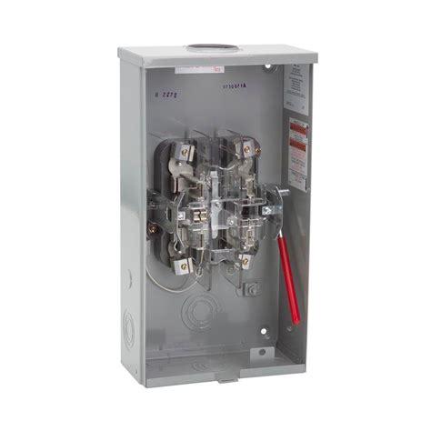 milbank  amp  terminal ringless medium duty lever