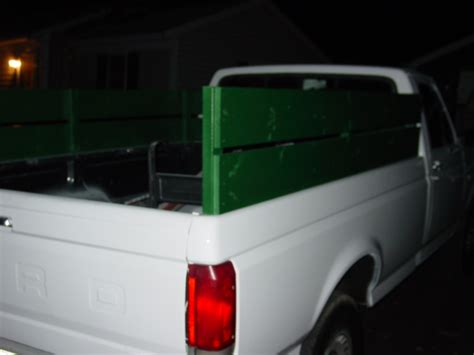 Truck Sideboards by Building Sideboards On F150 Lawnsite