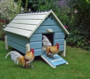 Creative Chicken Coop Designs To Envy For