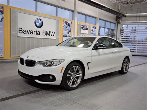 pre owned  bmw  xdrive coupe coupe  edmonton