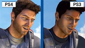 Uncharted: Drakes Fortune - PS3 vs. PS4 - Graphics ...