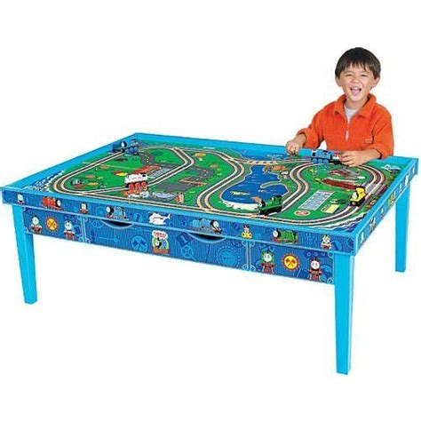 thomas wooden railway table learning curve thomas and friends wooden railway grow with