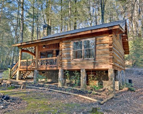 lovely small mountain cabin designs ideas