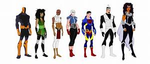 The gallery for --> Young Justice Blackfire