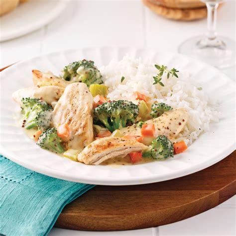 cuisine brocolis casserole de poulet et brocoli recettes cuisine et